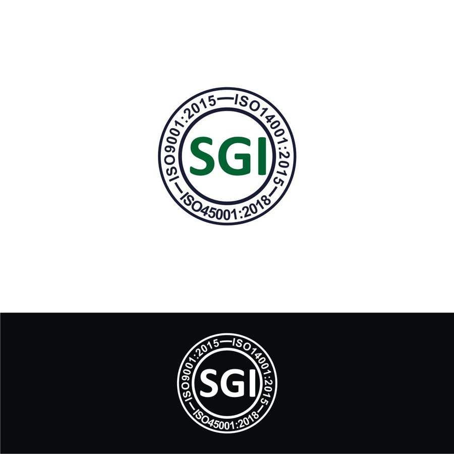 Inscrição nº                                         23                                      do Concurso para                                         Logotipo SGI