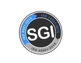 #34 para Logotipo SGI por Anthuanet
