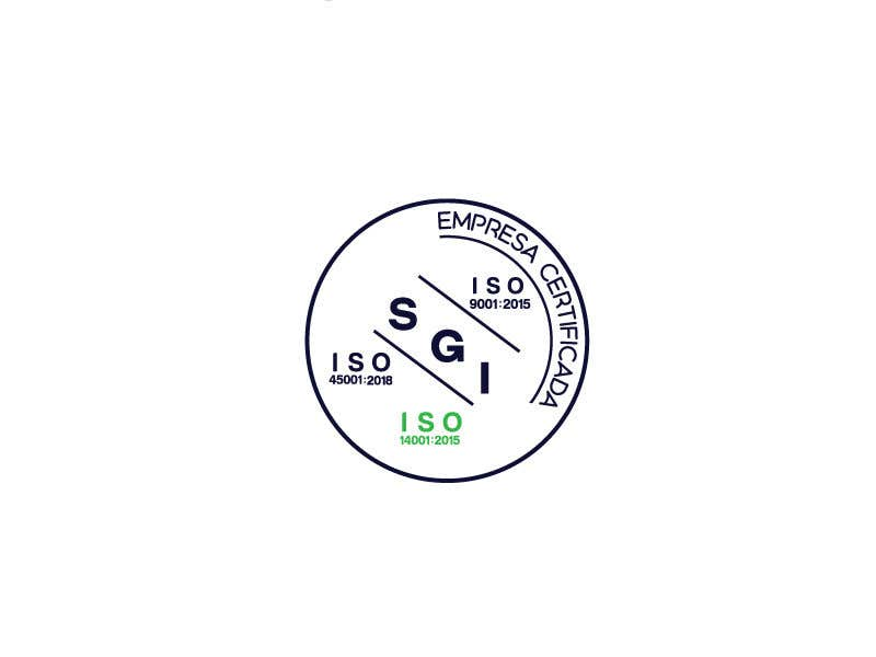 Inscrição nº                                         28                                      do Concurso para                                         Logotipo SGI