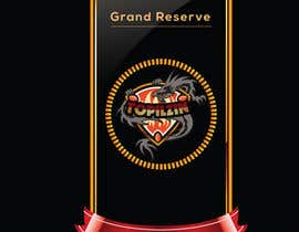 #22 za I need a design for our next wine label. This will be a wine that was almost lost and we brought it back to like. Like a fénix, If you can send how the label would look in the bottle. od Murtza16