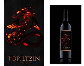 #9 za I need a design for our next wine label. This will be a wine that was almost lost and we brought it back to like. Like a fénix, If you can send how the label would look in the bottle. od amywhitewick