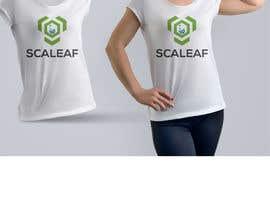 #716 za LOGO for Scaleaf a CBD oil brand product line od mdmasummunsi