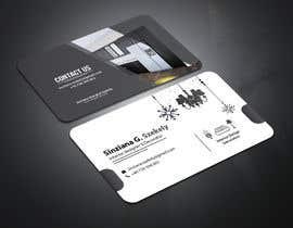 #138 za Business Cards for an Interior Designer od designerarnob01