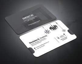#157 za Business Cards for an Interior Designer od designerarnob01