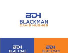#32 za Logo design needed for advisory and communications firm - blackman davis hughes od rifatsikder333