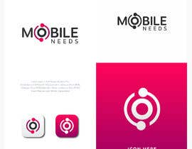 #194 for Logo Design (Mobile Needs) by roohe