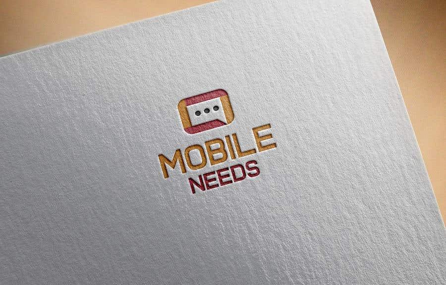 """Intrarea #156 pentru concursul """"Logo Design (Mobile Needs)"""""""
