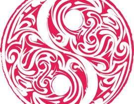 #4 za Yin Yang Wine Label od deannecole1968