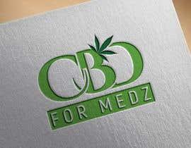 #38 za Logo Design for cbd company CBD For Meds od rhimu786