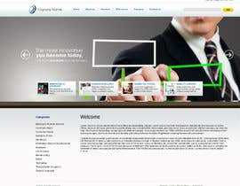 #5 para Website Design por cwsolutionz