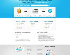 #14 para Website Design por thecwstudio