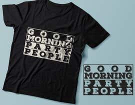 #254 za T-Shirt Design od Exer1976