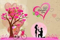 "Graphic Design Intrarea #463 pentru concursul ""Design the World's Greatest Valentine's Day Greeting Card"""