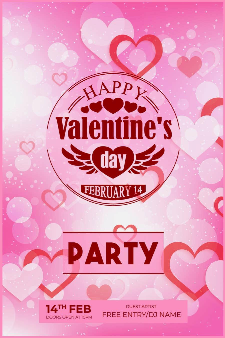 """Intrarea #1210 pentru concursul """"Design the World's Greatest Valentine's Day Greeting Card"""""""