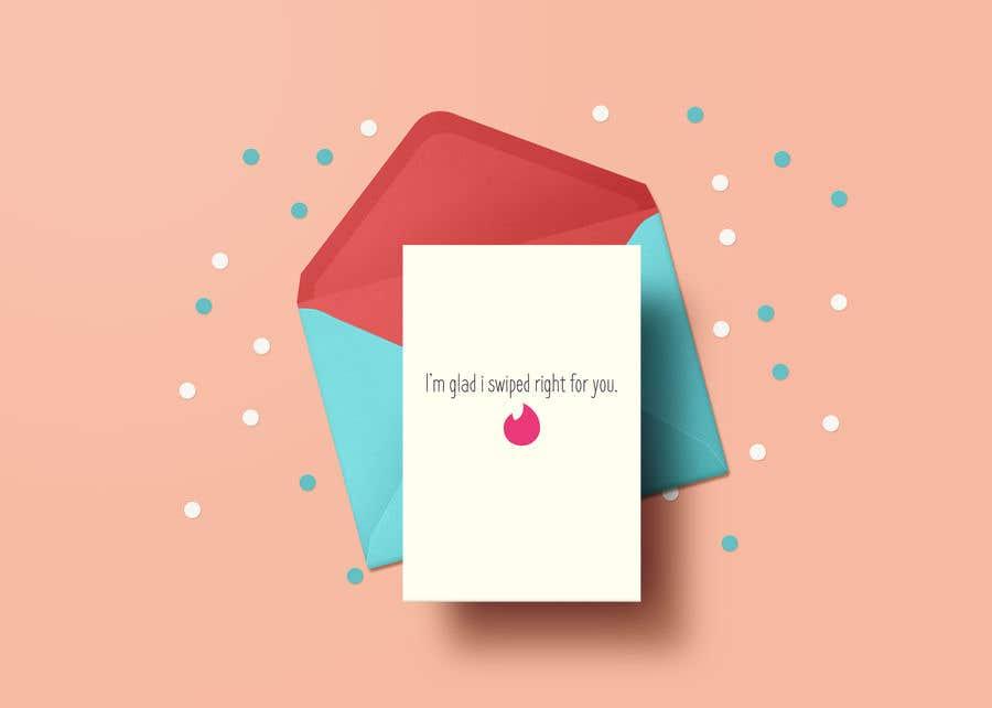 """Intrarea #238 pentru concursul """"Design the World's Greatest Valentine's Day Greeting Card"""""""