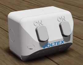 #6 za Industrial Design/ asthetics of a weatherproof outlet od bilro