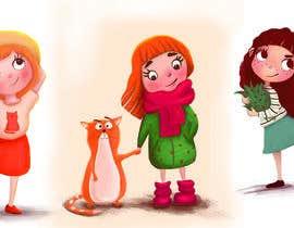 #8 za Illustrate a 10 page book(Minimal) od kc013