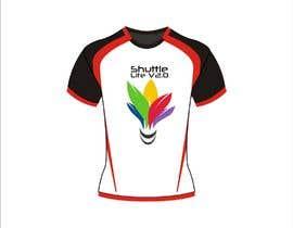 #24 za T-shirt Design for Badminton Tournament od EDUARCHEE