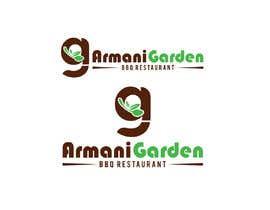 #341 for Armani Garden Logo by honourdesign