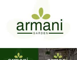 #359 for Armani Garden Logo by nashare4u