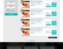 #17 untuk Website re-design - New look, Same colors oleh manishawaghmode
