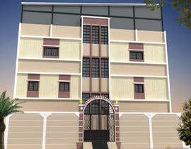 nº 7 pour 3D modeling/rendering of building facade by using 3ds Max to create new color design scheme par mufassir1234