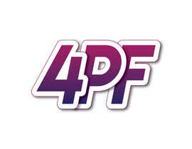 "#405 for ""4PF"" Logo by ershad0505"