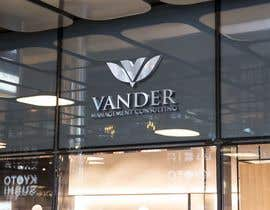 #89 for Vander Management Consulting logo/stationary/branding design by graphicbooss