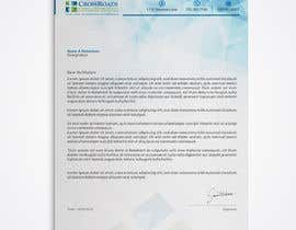 nº 15 pour Letterhead (2 different ones) $20 each need DOCX, PDF & AI file. Very very easy! par sushanta13