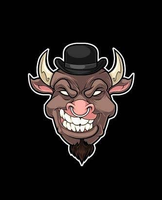 Contest Entry #54 for bull caricature