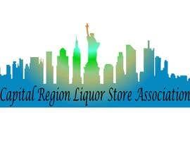 Nro 6 kilpailuun Capital Region Liquor Store Association Logo 1 käyttäjältä rizia369