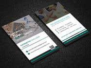 Graphic Design Kilpailutyö #24 kilpailuun design double sided business cards - construction