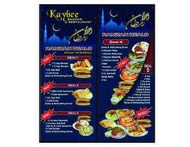 #7 for Put together a folded leaflet for me af fb57e10b21a2a7d