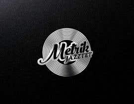#329 pentru Metrik Jazztet Logo de către eddesignswork