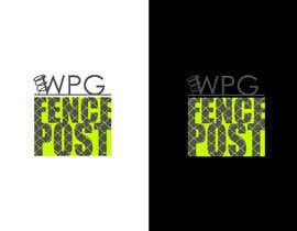 nº 9 pour Logo Design for Winnipeg Fence Post par simomile85