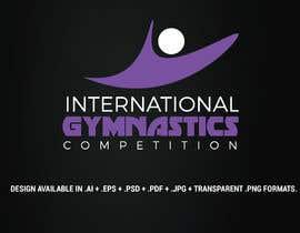 #17 for International gymnastics competition needs a new logo. by JohnDigiTech