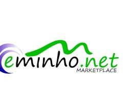 #25 para Criar Logotipo para marketplace local por caalgoncalves