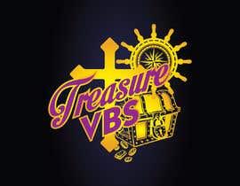 #82 untuk Design a Logo-Church Vacation Bible School Treasure Themed oleh sauravarts