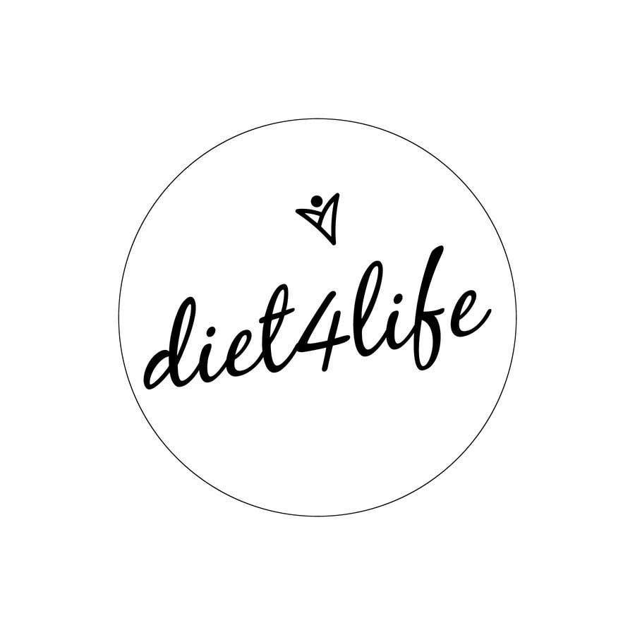 "Intrarea #41 pentru concursul ""We need a logo for our company «Diet4Life»"""
