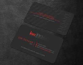 #398 for Modern Business Card Design by shahnazakter