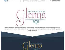 #52 for Logo / Business Card for Photography By Glenna by bpsodorov