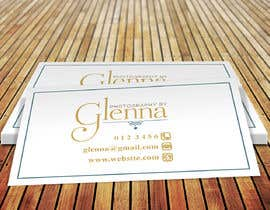 #274 for Logo / Business Card for Photography By Glenna by Ethnocentric
