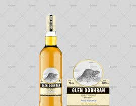 #30 for Create a label and packaging for a alcohol product by khuramja