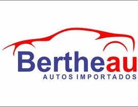 "nº 18 pour Rediseñar Logo de venta de autos importados ""Autos Bertheau"" par piter25"
