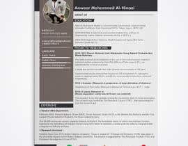 #2 for My CV, Graphic design av sushanta13