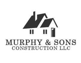 #5 cho Design a Logo for Murphy & Sons Construction LLC bởi DMWDesign