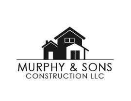 #17 cho Design a Logo for Murphy & Sons Construction LLC bởi DMWDesign