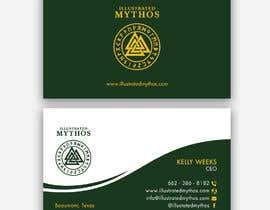 nº 33 pour Business Card Design par Dsghosh