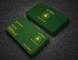 nº 37 pour Business Card Design par faruquechisim068