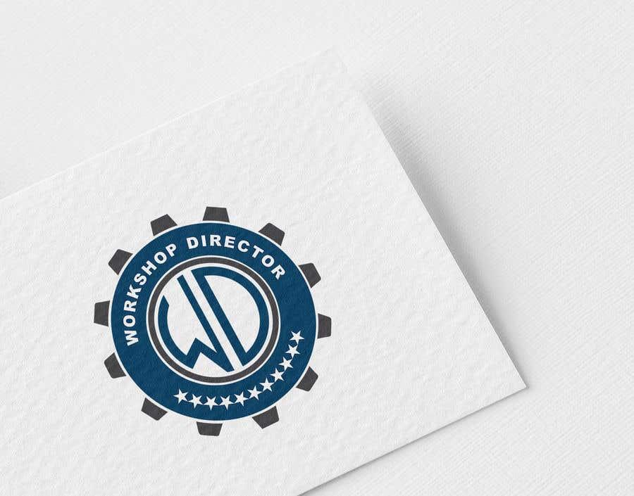 Contest Entry #72 for Workshop Director - Logo design